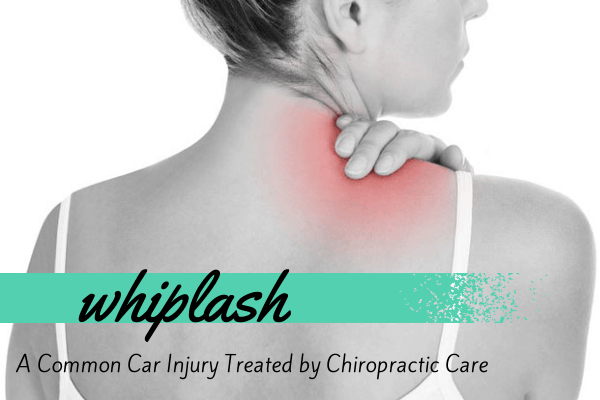 We Will Help Heal Your Whiplash Injuries