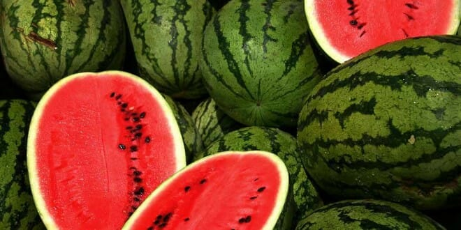 Can Watermelon Juice Prevent And Relieve Muscle Soreness?