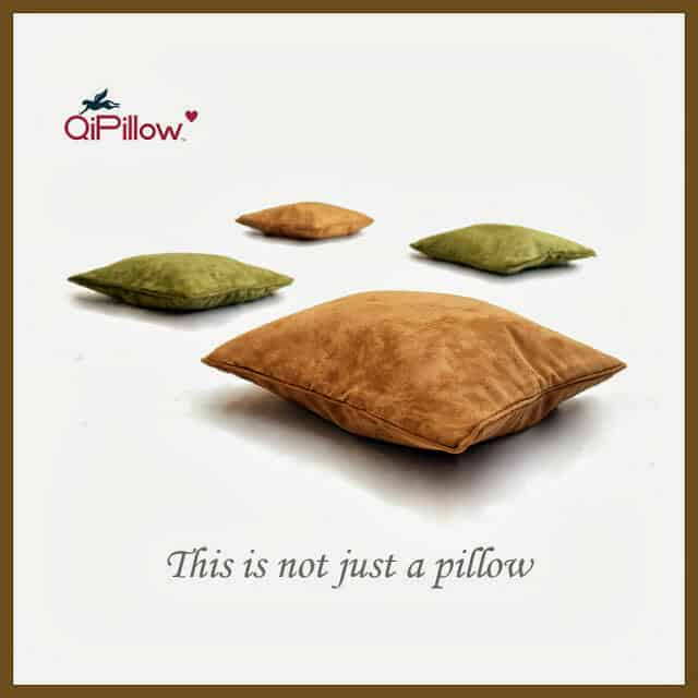 QiPillow Orthopedic Review For Back Pain Relief
