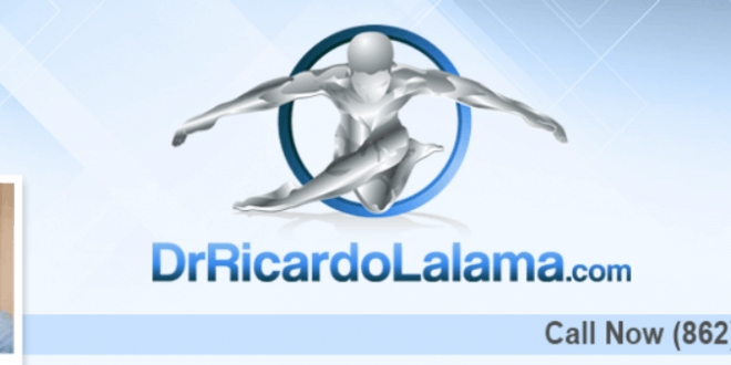 Dr Ricardo Lalama Chiropractor in Paterson NJ