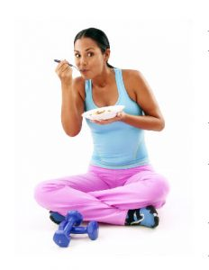 Exercising Before Or After Eating Myth Exposed