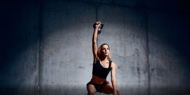 Top 5 Benefits of Kettlebell Workouts