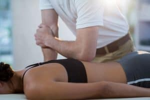 Strengthen Your Back with Massage