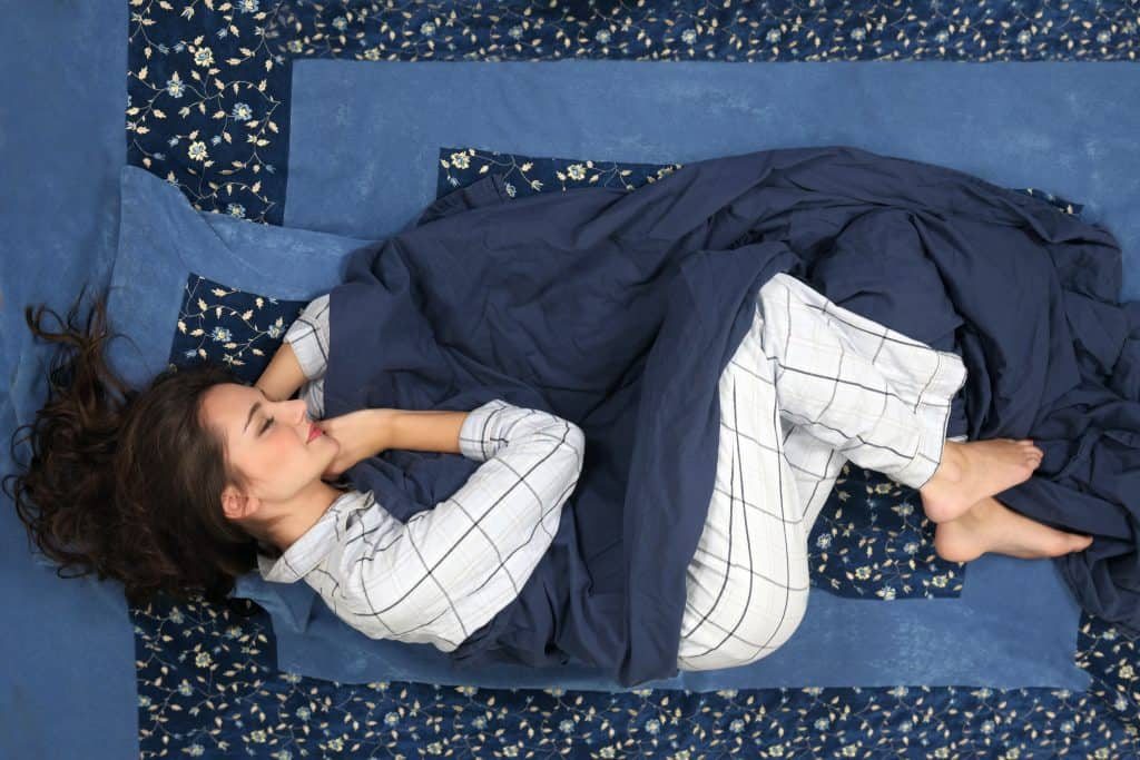 Healthy Sleeping Positions