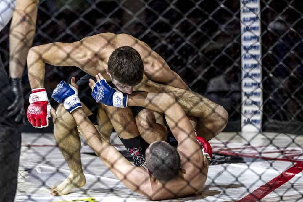 How Mixed Martial Artists Benefit From Chiropractic Care