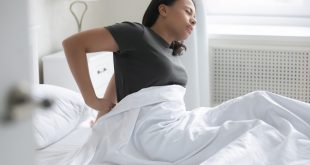 Sleep Postures Associated With Back Pain
