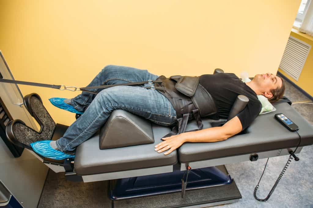 How Non Surgical Spinal Decompression Works?