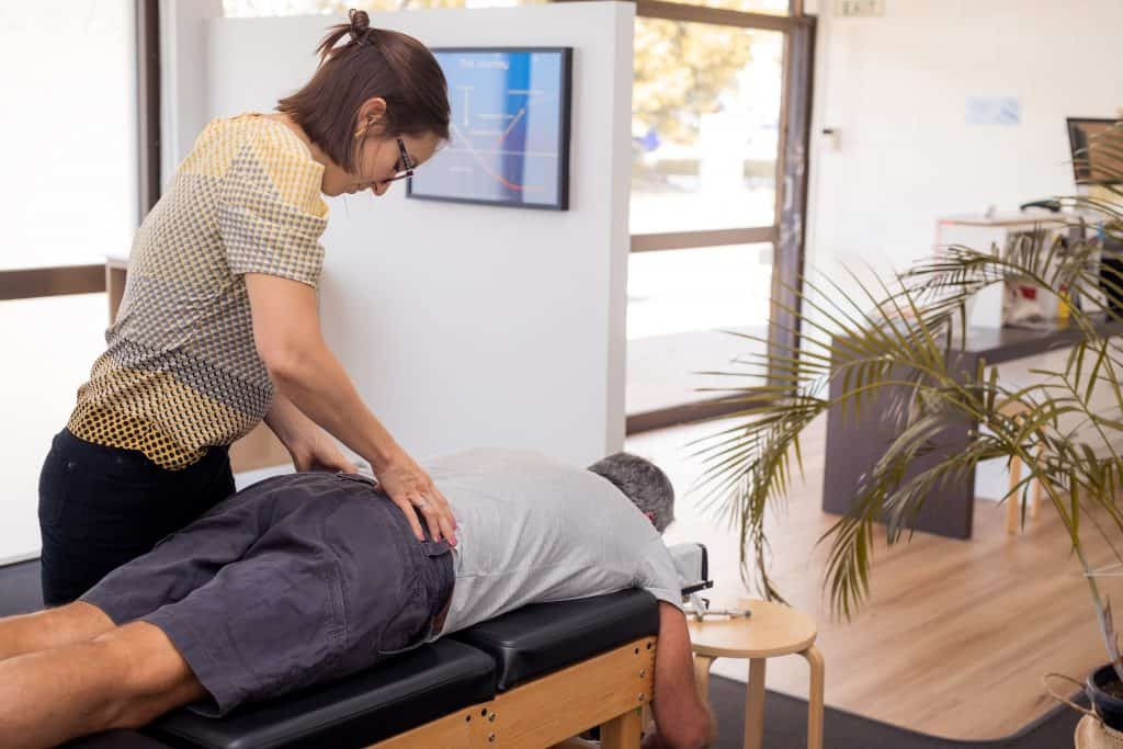 Manual Chiropractic Adjustments