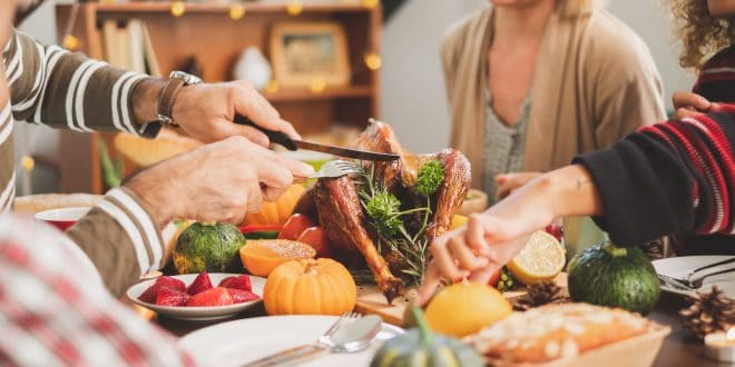 4 Healthy Eating Tips To Make Thanksgiving Easy