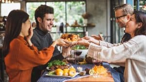 Healthy Eating Tips On Thanksgiving